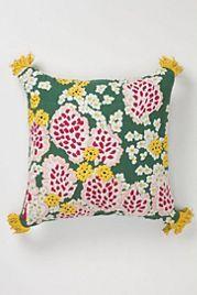 Arbor Tassel Cushion
