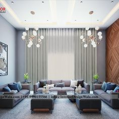 Drawing Room Interior Design By Interiordesignwala.com Online Interior Design Services, Interior Design Tips, Interior Decorating, Floor Plans Online, Drawing Room Interior Design, Indian Home Design, Plan Front, House Map, Indian Homes