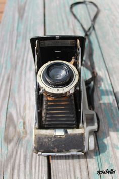 Vintage Kodak Tourist Camera♥♥♥