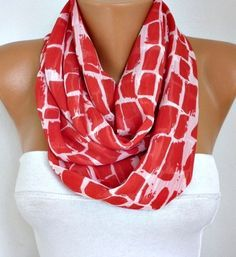 Infinity Scarf #scarves