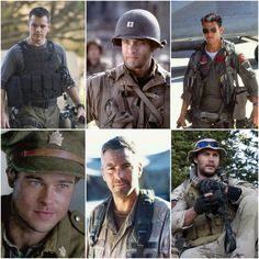 Men in military uniform are soooo damn hot.. I want one, but one of 'em please. Hahaha