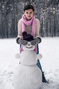 Зимняя фотосессия | ВКонтакте