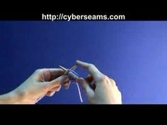 How to Knit - The Basics - Old version - YouTube