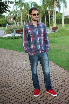Evandro Pezzi - Xadrez e jeans