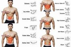 """1,163 mentions J'aime, 12 commentaires - Fitness Tutorials (@shredtutorial) sur Instagram : """"These exercises are for your abs!✅ ⠀ Follow us () for the best daily workout tips ⠀ All credits…"""""""
