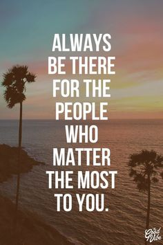 Being there for people isn't hard.. It's finding the right people to be there for you that is.