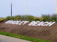 Bradley Beach Spring Flowers