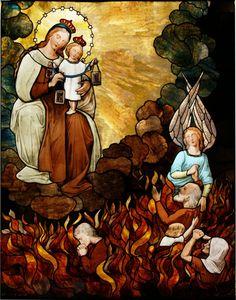 El Blog de Marcelo: Virgen del Carmen: La promesa de salir antes del p...