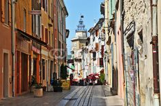Nyon, France - Drôme Rhône Alpes