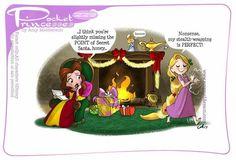 Pocket Princesses 229: Secret Santa