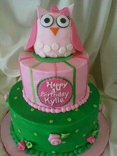 kijk dat is nog eens een leuke verjaardagstaart