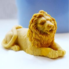 Silicone Lion Soap Mold