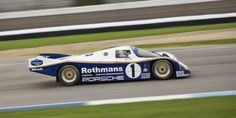 Legends: Porsche 962 and 918 face off at Indy