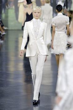 Ralph Lauren Spring 2008 Ready-to-Wear Fashion Show - Katia Kokoreva