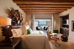 CHIC COASTAL LIVING: Capella Pedregal Resort and Spa {Cabo San Lucas, Mexico}