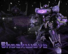 Shockwave Decepticon