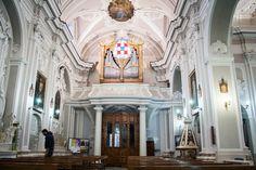 Internal of Church of Santa Maria Maggiore