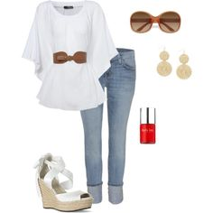 weekend, created by toocute-974 on Polyvore