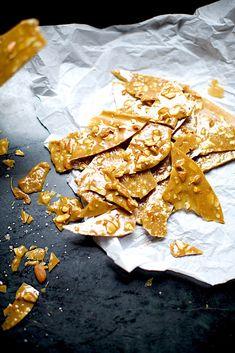 My No-Fail Almond Brittle Recipe