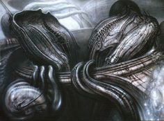 hr giger necronomicon - Google Search