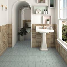 Stromboli Bahia Blue x Wall & Floor Tile Stromboli, Bathroom Floor Tiles, Wall And Floor Tiles, Wall Tiles, Kaki Rose, Tile Warehouse, Tiles Direct, Blue Floor, Bahia