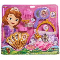 Disney Sofia the First Musical Light-Up Purse Set, Multicolor Minnie Mouse Toys, Mickey Mouse Parties, Mickey Mouse Clubhouse, Mickey Mouse Birthday, Tangled Birthday, Toy Story Birthday, Toy Story Party, 10 Birthday, Beach Theme Cupcakes