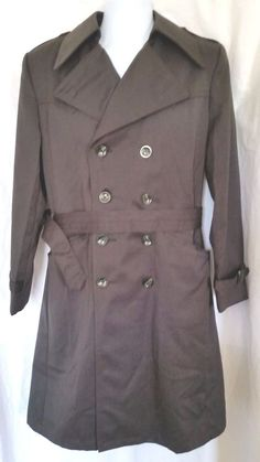 Royal Robertson Vintage Sunnybank Tweed Mod Womans Trench Coat  Size Medium #RoyalRobertsonSunnybankTweed #Trench