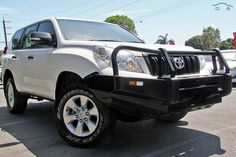 2011 Toyota Landcruiser Prado GX Sports Automatic
