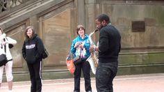 This awesome Saxophone player Rakiem Walker at Centeral Park NewYork
