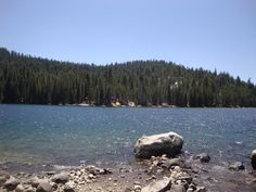 Hunington Lake California