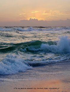 ocean waves shore _ Alan Hoelzle photography