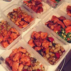 Easy food prep
