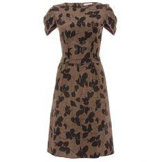 c14faecac Nina Ricci Silk Print Dress Business Wear, Business Fashion, Nina Ricci,  Day Dresses