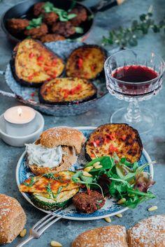Vegetarisch gourmetten lekker? Echt wel! Vegetarian Main Dishes, Vegetarian Recipes, Cooking Recipes, Healthy Recipes, Healthy Food, Fondue, Happy Vegan, Vegas, Happy Foods