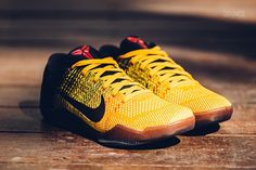 Another Look At The Upcoming Nike Kobe 11 Bruce Lee — Sneaker Kat 7695d4745