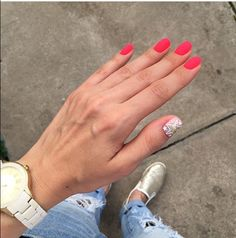 Related posts:Black and glitter pink manicureCoffin shaped nails with glitterBurgundy and white nail art with flowers Perfect Nails, Gorgeous Nails, Love Nails, Pink Nails, Pretty Nails, Gelish Nails, Nail Manicure, Shellac, Star Nails
