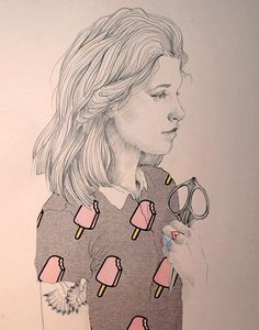 El lápiz femenino de Elena Pancorbo | OLDSKULL