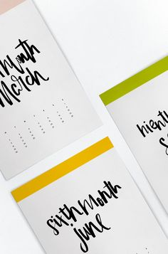 Lots of free printable calendars for 2015 {My Paper Crush}