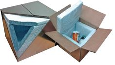Biodegradable Insulated Panels & Envelopes