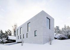 Villa Mörtnäs / Fourfoursixsix Architects - Stockholm, Åland Islands