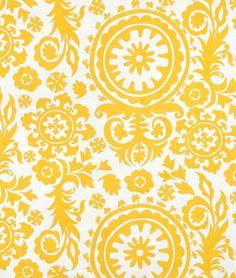 Suzani Corn Yellow Slub