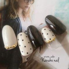 ...|ネイルデザインを探すならネイル数No.1のネイルブック Fabulous Nails, Gorgeous Nails, Pretty Nails, Hair And Nails, My Nails, Diamante Nails, Toe Nail Color, Feet Nails, Japanese Nails
