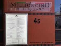 Millioncino, Italian Restaurant, Perth/WA
