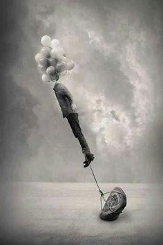 Schiavi di un mondo senza libertá.