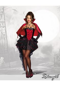 To Die Over Vampire Costume
