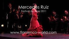 Mercedes Ruiz- Festival de Jerez 2011