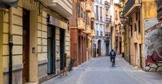 Fietsen door Valencia (gemaakt in Valencia)