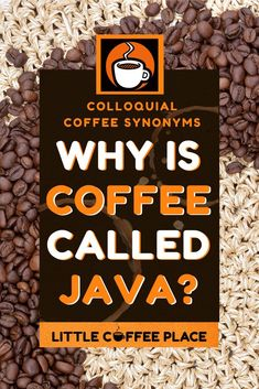 Have you ever wondered how coffee got its exotic nickname? Find out the whole story here! #littlecoffeeplace #java #coffee #history Little's Coffee, Coffee Plant, Coffee Talk, New Names, Cool Names, Computer Programming Languages, Coffee Facts, Forced Labor