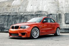 BMW 1 M Coupé - Small, Huge power courtesy of a classic BMW straight and ONLY available with a manual. My Dream Car, Dream Cars, Bmw 1 M, Bmw M Series, Bmw Girl, Bmw Performance, Bavarian Motor Works, Bmw Love, Luxury Cars