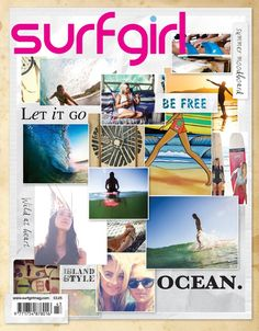 Subscribe to the new issue at SurfGirl Beach Boutique www.surfgirlbeachboutique.com